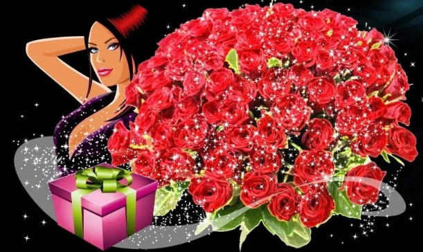 Поздравления с Днем Рождения женщине красивые до слёз