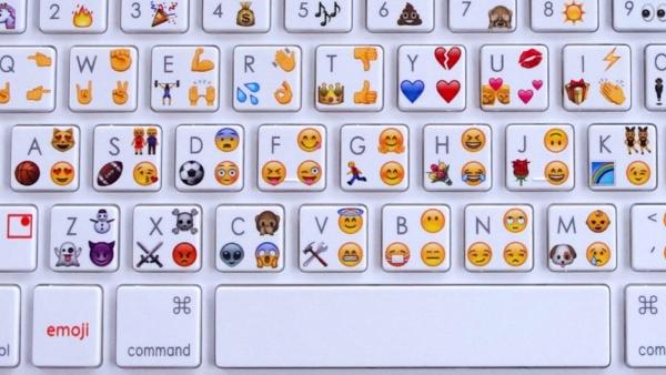 Клавиатура с символами