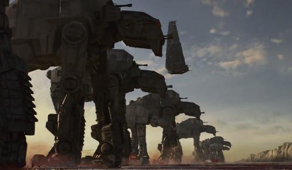 """Фото 1 - из фильма """"Звездные войны: Последний джедай"""""""
