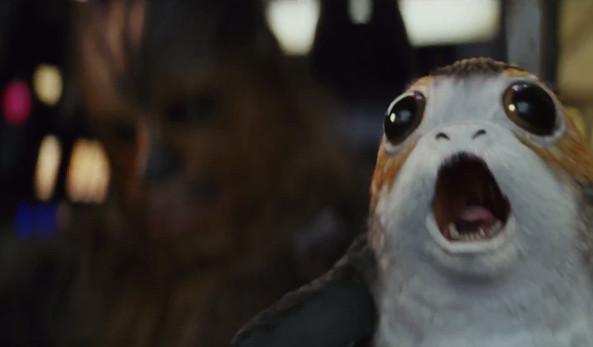 """Фото 11 - из фильма """"Звездные войны: Последний джедай"""""""