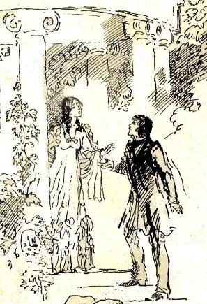 Иллюстрация 6 из романа «Дубровский»