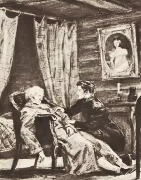 Иллюстрация 4 из романа «Дубровский»