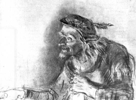 """Иллюстрация 2 """"Скупой рыцарь"""""""