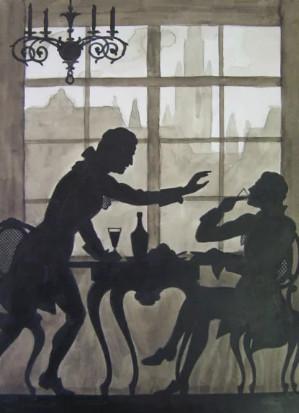 Иллюстрация 8 Моцарт и Сальери