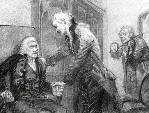 Иллюстрация 5 Моцарт и Сальери