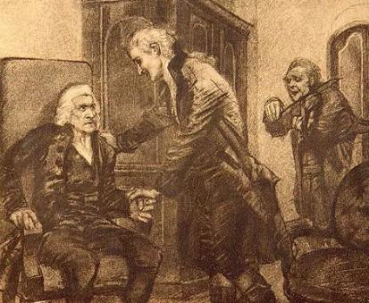 Иллюстрация 2 Моцарт и Сальери