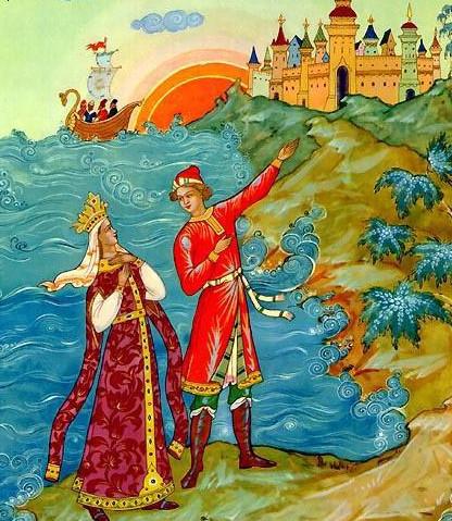 Иллюстрация 5 Сказка о царе Салтане