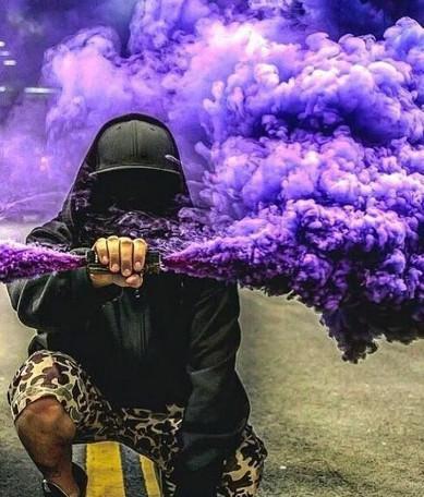 Авка с дымом