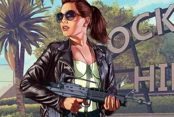 Фото №6 девушки из Grand Theft Auto V