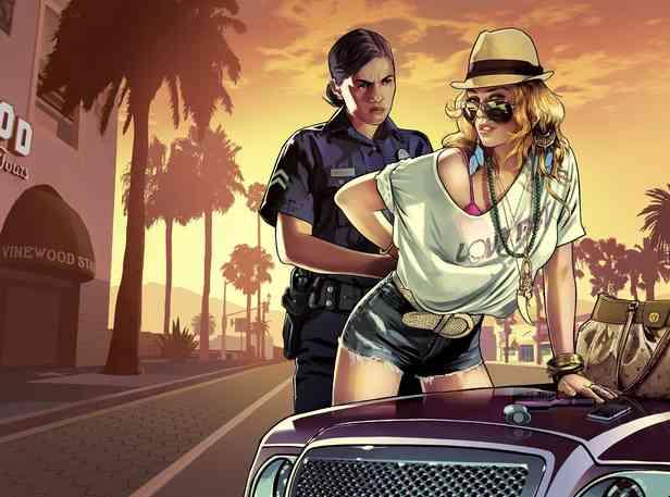 Фото №4 девушки из Grand Theft Auto V