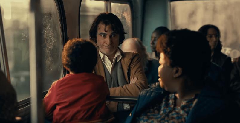 Джокер в автобусе