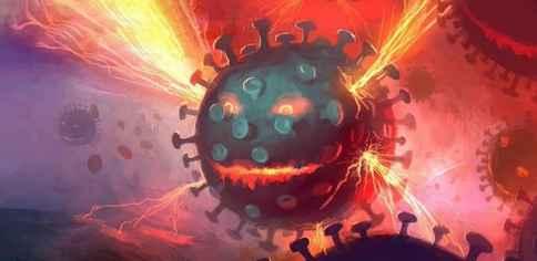 Картинка шутка про коронавирус №123422